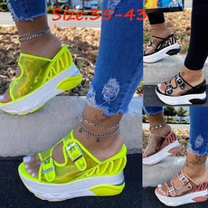 heightenedshoe, wedge, Fashion, casual shoes