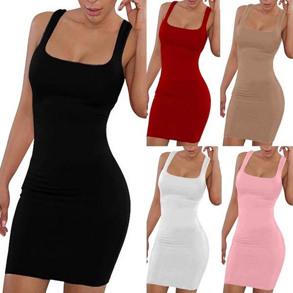 Mini, strapless, Plus Size, Sexy Dress