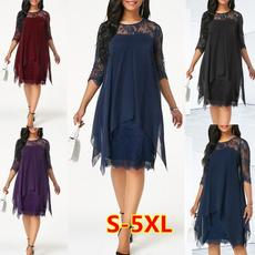dressesforwomen, Lace, robedesoiree, Dresses