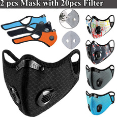 respiratormask, dustmask, Cycling, unisex