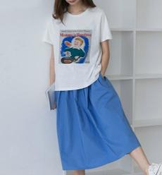 Summer, Fashion, Sleeve, short sleeves