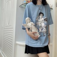 cute, Fashion, Shirt, Angel