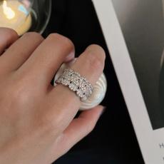 Cubic Zirconia, Fashion, wedding ring, Jewelry