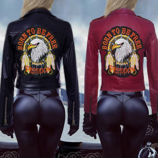 motorcyclejacket, Fashion, Winter, Eagles