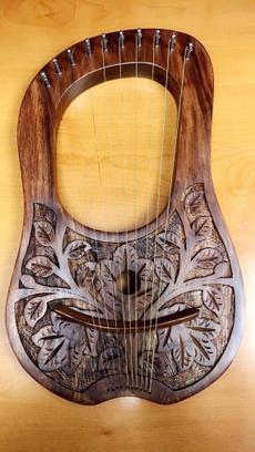 Musical Instruments, Keys, lyreharp, lyra