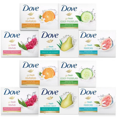 soapbar, dove, Soap