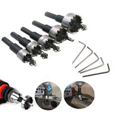 hssdrillbitset, Power Tools, holecutter, holesawbit