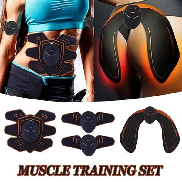 em, abdomenbelt, emsmuscletrainer, Electric