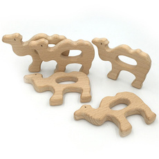 woodenteether, chewtoy, Camel, Wooden