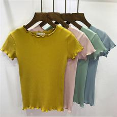 Summer, fashion women, Woman, Shirt