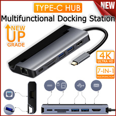typechub, typecdockingstation, Docking Station, Converter