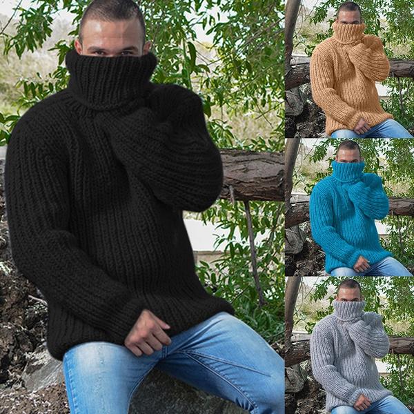 Fashion, Winter, thickwarm, Sweaters