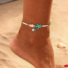 bohemia, Summer, Women's Fashion & Accessories, Anklets