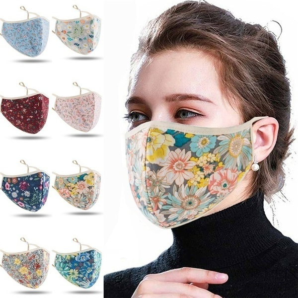 Fashion, lacemaskfloral, Cover, unisex