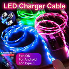 cableandroid, ledusbcable, Cable, magneticcable3in1