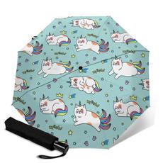 miniumbrella, Umbrella, sunumbrella, unicorn