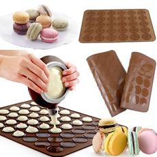 macaron, Baking, Home Decor, Silicone