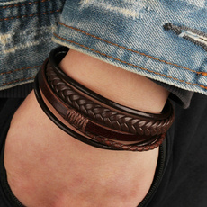 brown, Jewelry, Multi-layer, Buckles