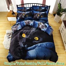 King, twinfullqueenkingsize, bedclothe, Cat Bed