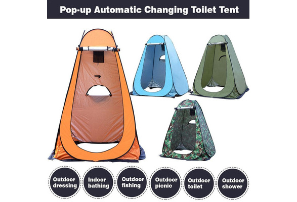 PopUp Pod Changing Room Privacy Tent Instant Portable Outdoor Shower Camp Toilet
