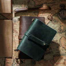 Diary, horse, Cover, leathernotebook