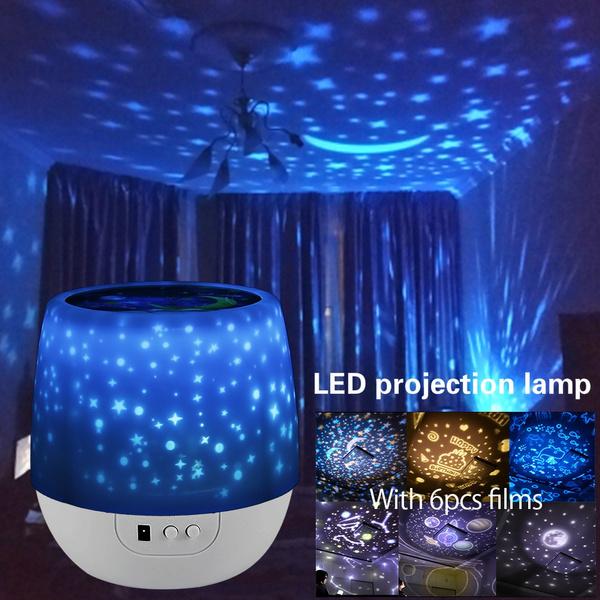 Star, lednightlight, projector, projectorlight