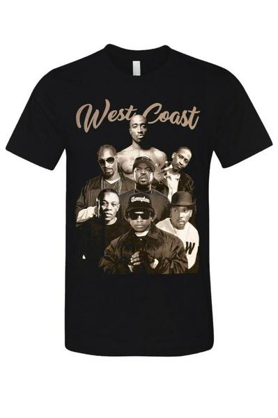 urban, Graphic, Shirt, west