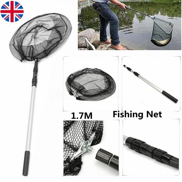 fishingextendingpole, landingnet, outdoorcampingaccessorie, fishscoopnet