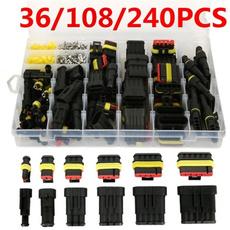 wireconnectorset, carterminal, Pins, wireterminal