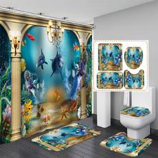 Bathroom Accessories, bathrug, Decoración de hogar, Waterproof