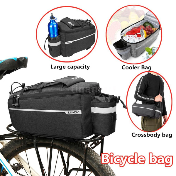 Shoulder Bags, Bicycle, cyclingpannierbag, Sports & Outdoors