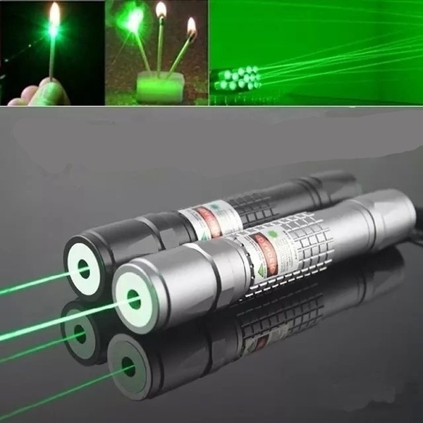 Flashlight, Laser, laserpointerpen, Aluminum