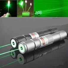 Flashlight, Laser, laserpointerpen, Aluminum