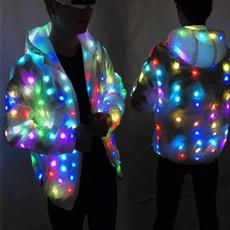 ledcoat, Cosplay, illuminate, Colorful