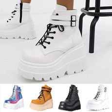 wedge, Fashion Accessory, Fashion, Platform Shoes
