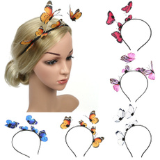 butterfly, headbandaccessorie, Fashion, hairbandaccessorie