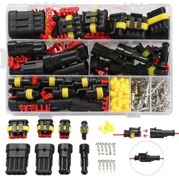 wireconnectorset, carterminal, connectorsterminal, wireconnectorplug