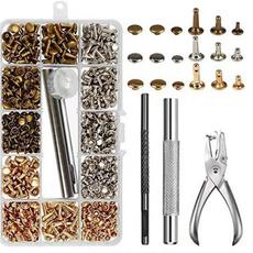 rivetshoe, Craft Supplies, rivetingtool, leatherfixingtool
