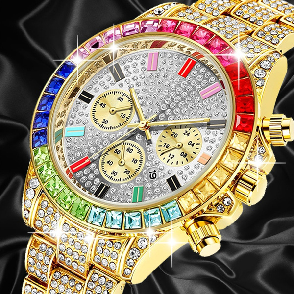 quartz, Jewelry, gold, Waterproof