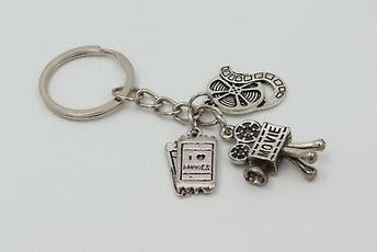 Key Chain, Jewelry, Gifts, Movie