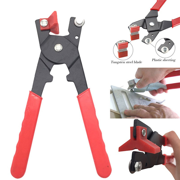 Glass Cutter Hand Tools Ceramic Home Floor Nipper Tile Cutting Pliers  NEW