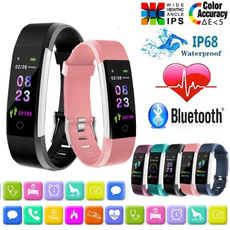 Heart, heartrate, Wristbands, Colorful