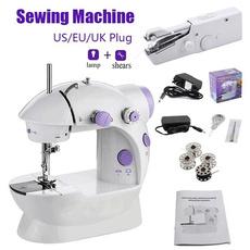 sewingknittingsupplie, Mini, sewingmachine, Electric