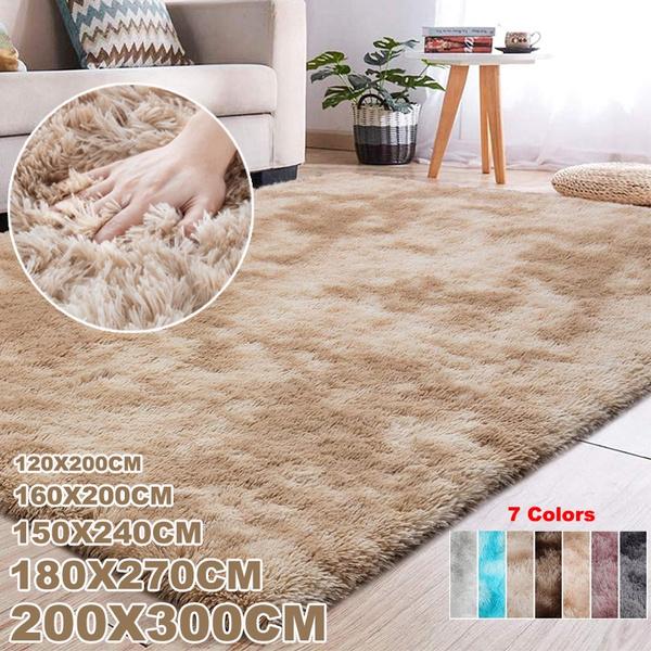 gradientfloorcarpet, superlargecarpet, bedroomcarpet, fluffy