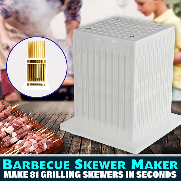 Box, kebabmakerbox, kebabskewer, Meat