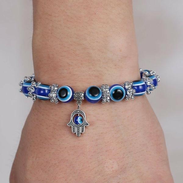 Fashion, eye, Jewelry, fatimabracelet