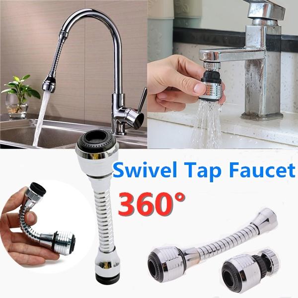 Kitchen, swivel, nozzleadapter, waterfilter