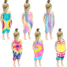 Rompers, rainbow, Baby Girl, Fashion
