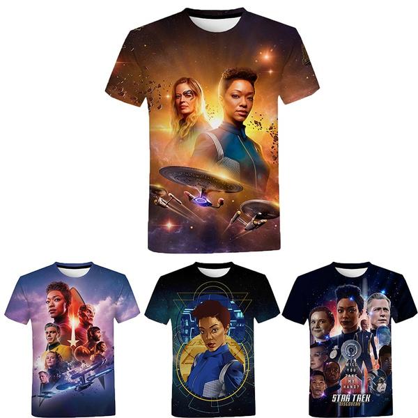 startrekdiscoveryseason3, Fashion, startrektshirt, Shirt