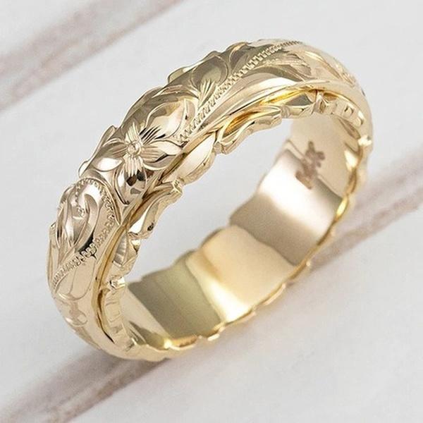 Gold Ring, goldenring, wedding ring, gold